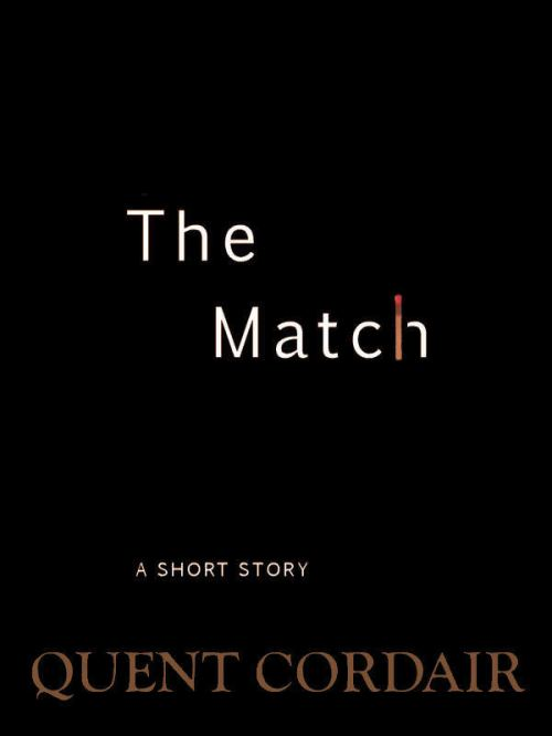 The Match Cover 050813b 600 x 800