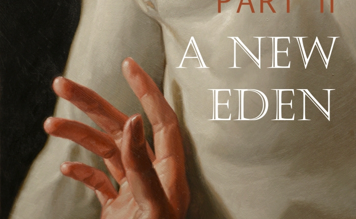 Review copies of A New Eden