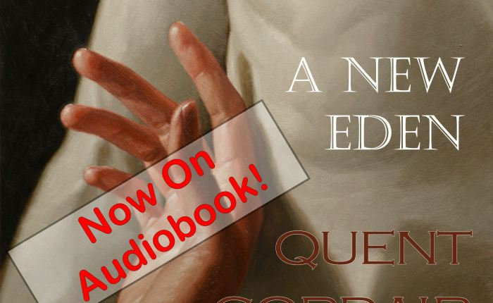 A New Eden is now available in audiobook